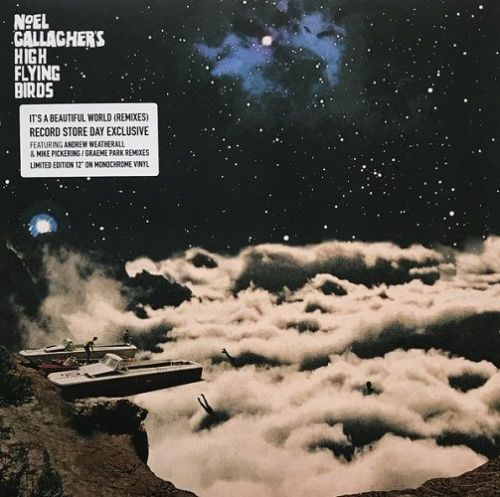 NOEL GALLAGHER'S HIGH FLYING BIRDS It's A Beautiful World (Remixes) Vinyl 12 Inch Sour Mash 2018